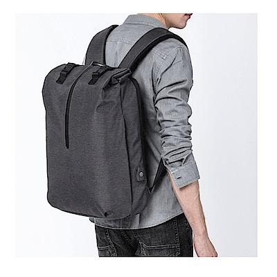 leaper KAKA防潑水防盜USB充電休閒旅行電腦後背包共2色
