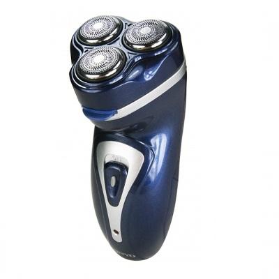 KINYO 三刀頭 國際通用電壓 充電刮鬍刀(KS-323)