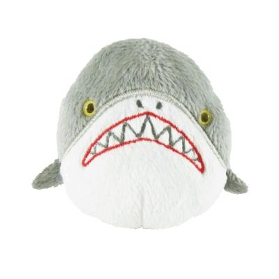 UNIQUE 動物樂園掌心沙包小公仔-鯊魚哥