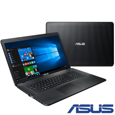 ASUS-X751SJ-17吋筆電-N3700