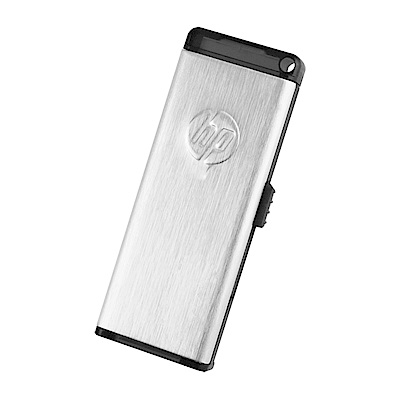HP 32GB USB2.0 不袗伸縮隨身碟 (V257W)