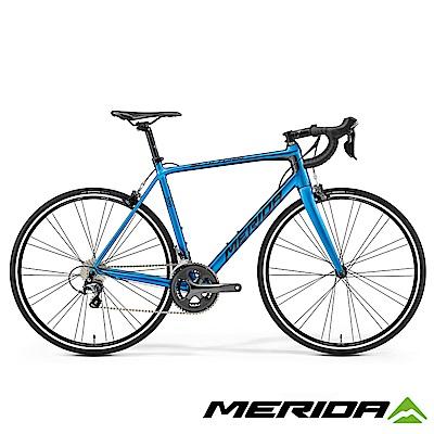 (無卡分期-12期)《MERIDA》美利達 全能型跑車 斯特拉 Scultura 300 藍