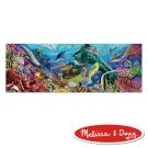 美國瑪莉莎 Melissa & Doug 大型地板拼圖 - 海洋生物 , 200 片