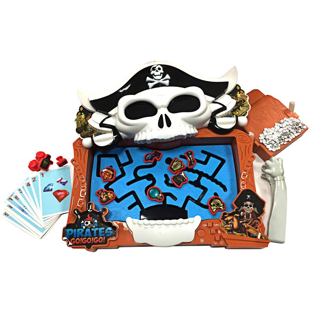 凡太奇 益智桌遊 海盜尋寶(可與惡犬相容)