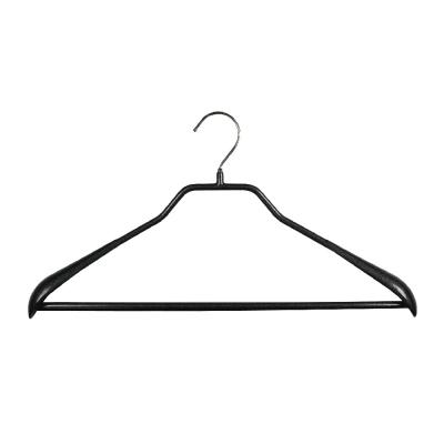 德國MAWA 時尚都會外套衣架42cm/黑色 (<b>5</b>入)