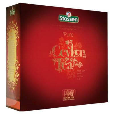 Stassen司迪生 精選紅茶紙盒裸包(2gx100入)