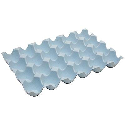月陽大容量24格雞蛋架托盤雞蛋盒超值2入(BE242)