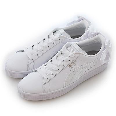 Puma BASKET BOW-經典復古鞋-女