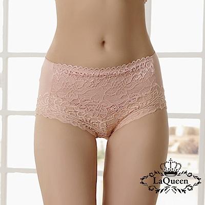 內褲  舒適輕塑蠶絲內褲-膚 La Queen