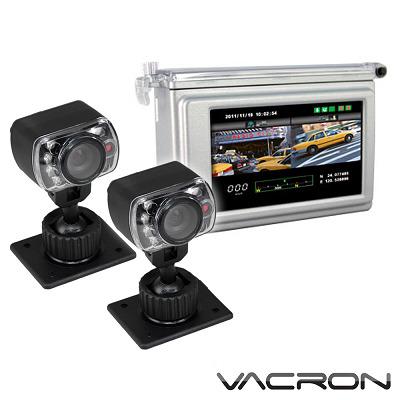 真相 分離式雙鏡頭行車記錄器(CMOS攝影鏡頭)