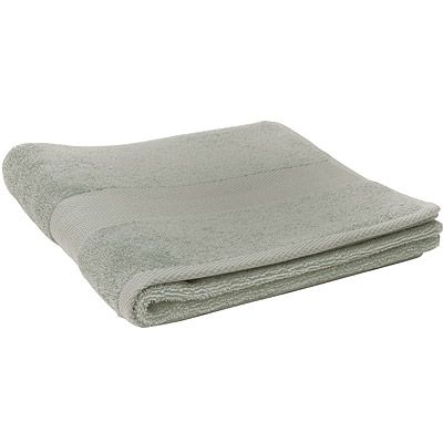 EXCELSA Spa抗敏純棉毛巾(灰60cm)