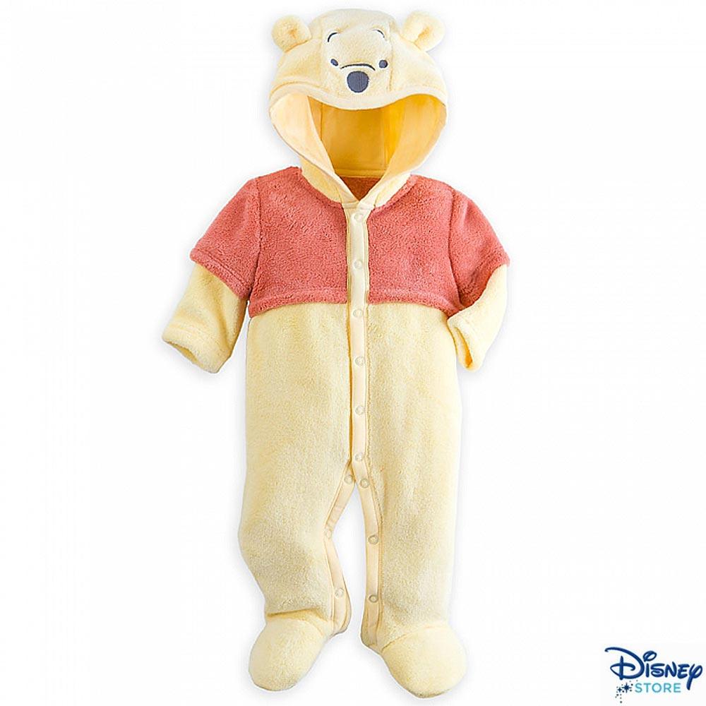 Disney 小熊維尼毛絨款造型變裝組