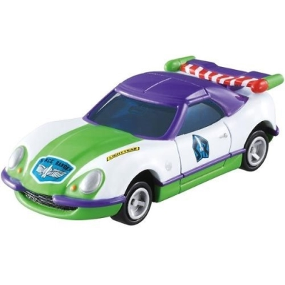 DREAM TOMICA迪士尼小汽車新夢幻巴斯光年跑車DS84037
