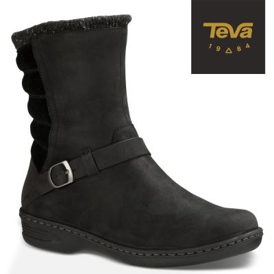 TEVA-美國-女-Nopal-Mid-WP-真皮