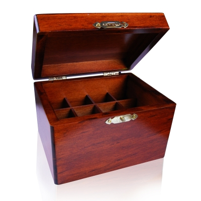 L-ERBOLARIO 蕾莉歐 雅琪朵精油木盒10mlx12入TLO135-12C