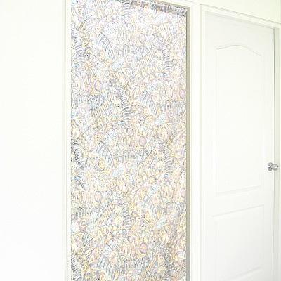 布安於室-繽紛石版長門簾-多種尺寸