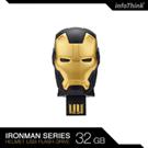 InfoThink 鋼鐵人系列限定版頭盔隨身碟 32GB