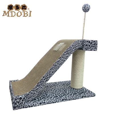 MDOBI摩多比-貓丸家 瓦楞紙溜滑梯 貓抓板