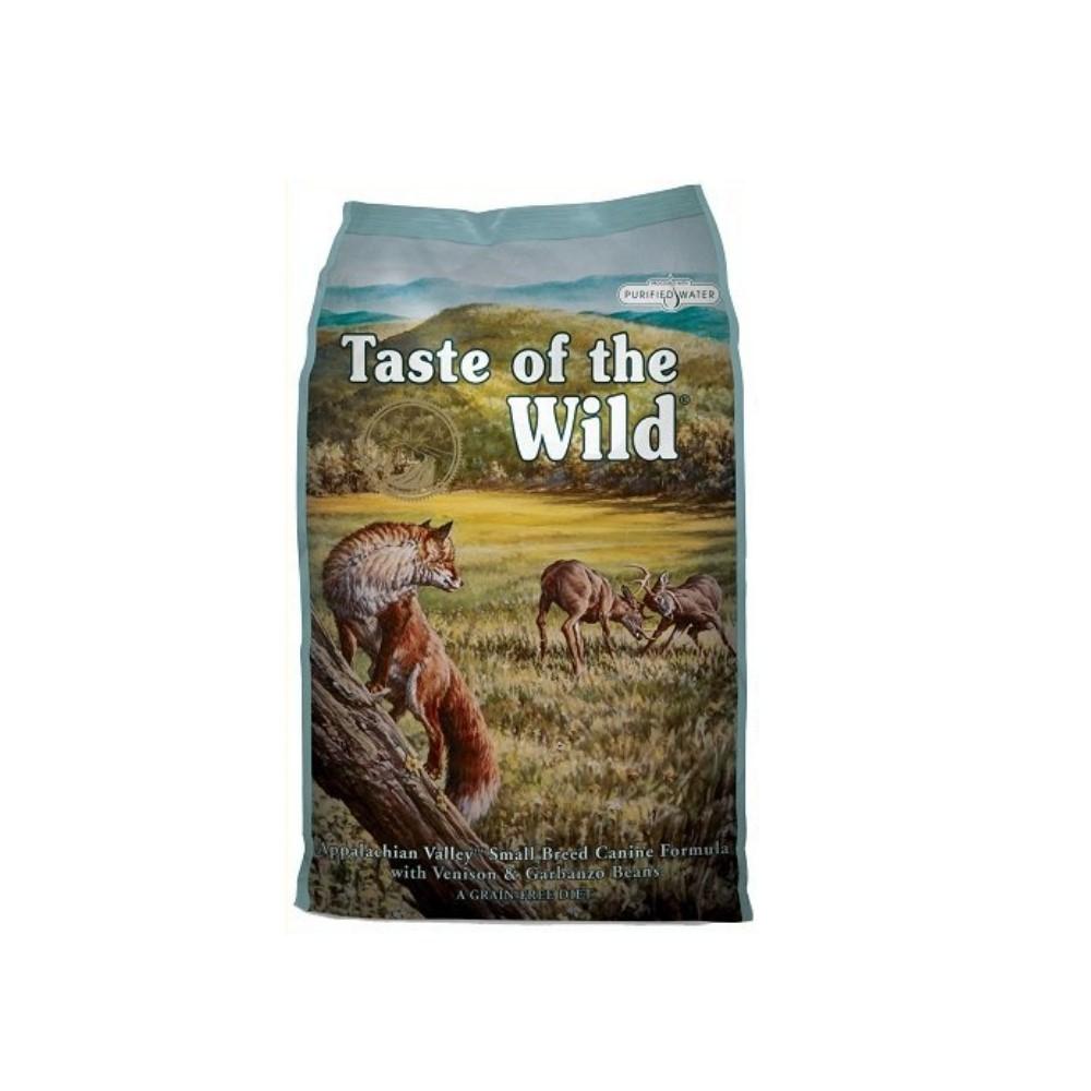 海陸饗宴《阿帕拉契鹿肉鷹嘴豆》小型犬專用(小顆粒) 400g (兩包組)