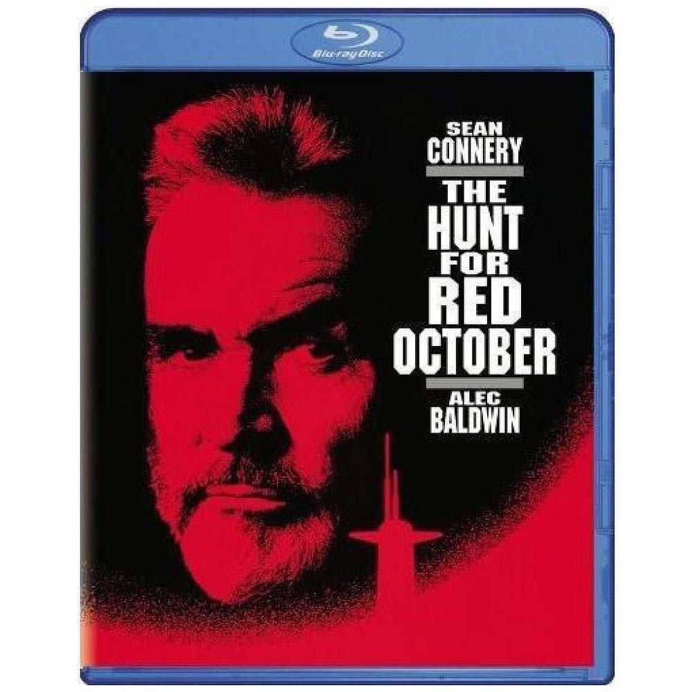 獵殺紅色十月 The Hunt For Red October    藍光BD