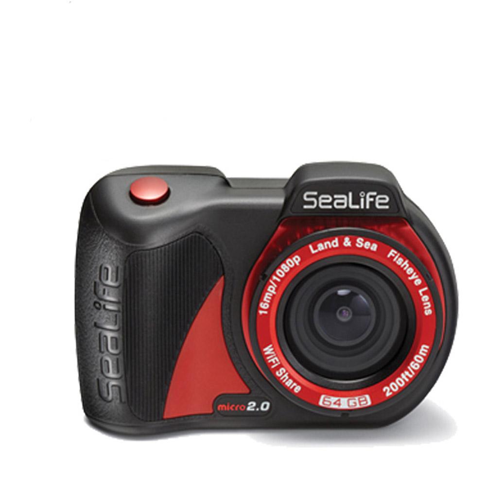 Sealife海洋探險家海/陸兩用全天候60米專業潛水相機(SL-512)micro2.0