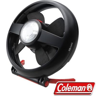 Coleman 0346 CPX6風扇LED營燈 可2段式調整露營燈/電子燈/帳篷涼風扇