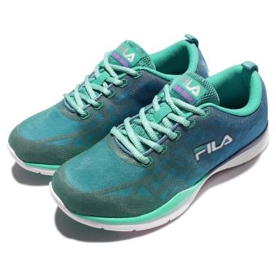 慢跑鞋-FILA-J906Q-運動-女鞋