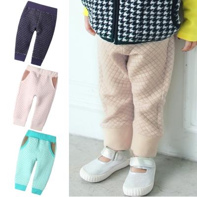 baby童衣 空氣棉嬰兒褲子 保暖居家褲 50487