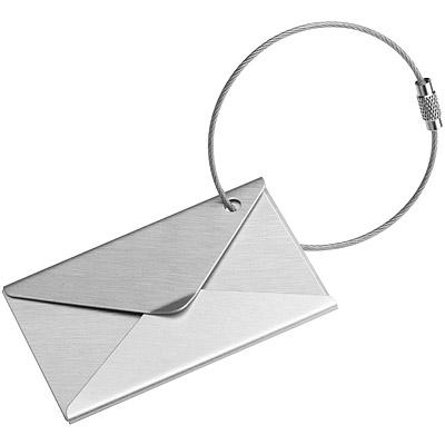 REFLECTS 鋁製行李掛牌(信封)