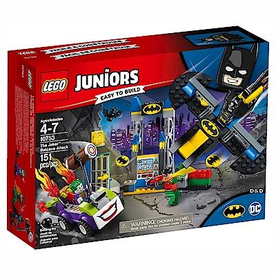 【2018】樂高LEGO Junior系列 - LT10753 The Joker? Ba