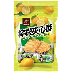 77 檸檬夾心酥(280g)