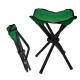 戶外便攜加厚牛津布耐重折疊椅 釣魚椅 (綠) -快速到貨 product thumbnail 1