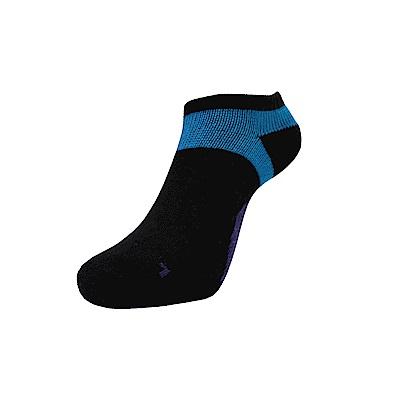 AREX SPOR 足弓支撐機能健走襪-男-黑藍