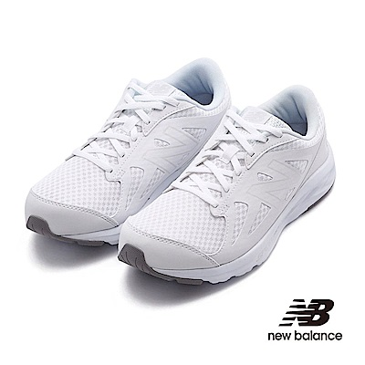 New Balance運動跑鞋M490CW4-2E男白色