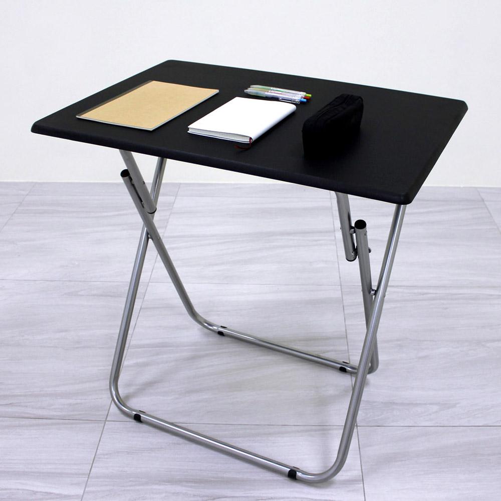 頂堅 耐重型(寬75公分)長方形折疊桌/餐桌/洽談桌/休閒桌/拜拜桌/便利桌-二色