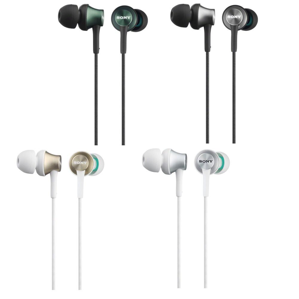 SONY進階金屬風耳道式耳機MDR-EX450