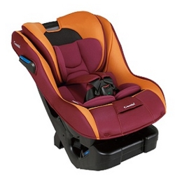 Combi 首台適用0-7歲幼童汽座 New Prim Long S 巴洛克紅