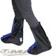 天龍牌超跑賽車型雨鞋套-藍黑 product thumbnail 1