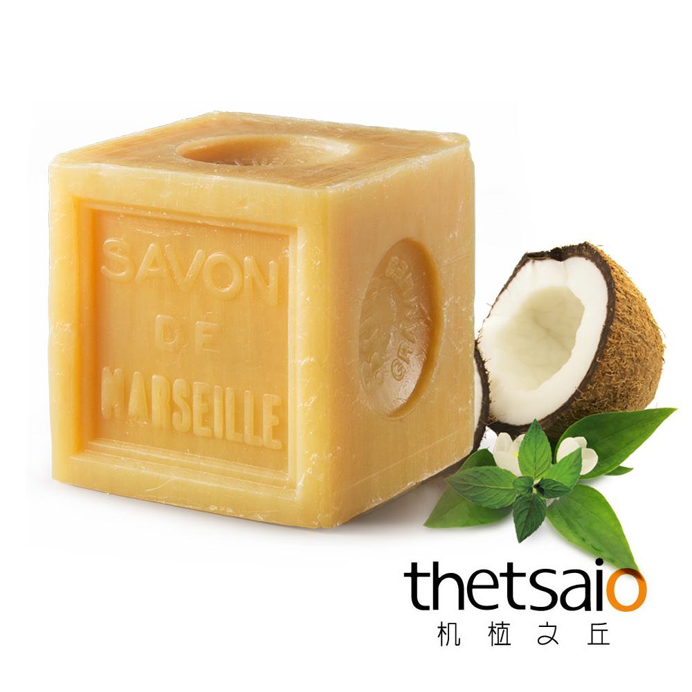 thetsaio機植之丘 普羅旺斯大道原味馬賽皂300g