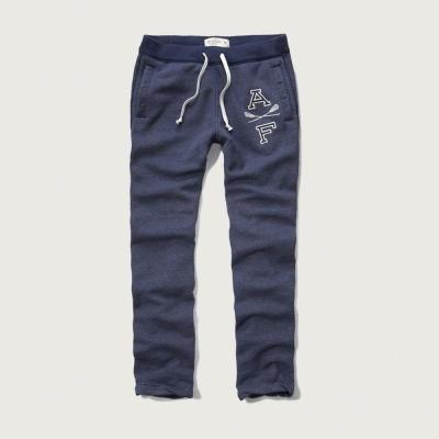 AF a&f Abercrombie & Fitch 長褲 藍色 0161