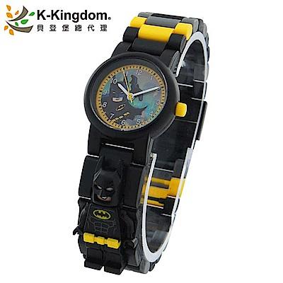 LEGO 樂高手錶  蝙蝠俠電影系列 蝙蝠俠 8020837