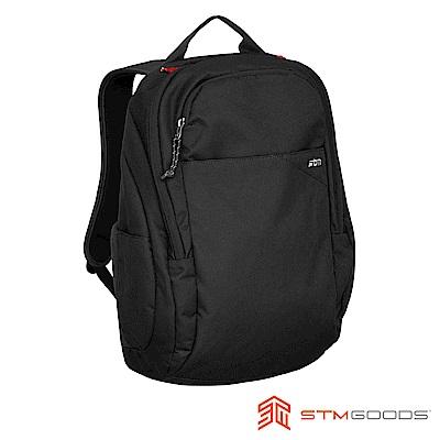 澳洲 STM Prime 13吋質感優異緊緻外型通勤背包 - 黑