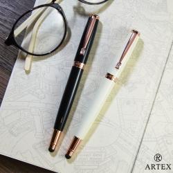 ARTEX 雅緻觸控鋼珠筆 玫瑰金