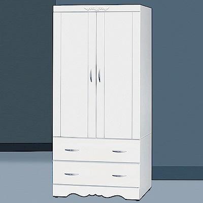 AS-柏格衣櫃-82x57x180cm