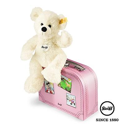 STEIFF德國金耳釦泰迪熊 - Lotte Teddy bear (行李箱系列)