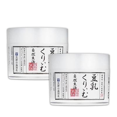 (即期品)盛田屋 豆乳奶酪面霜(50g)x2