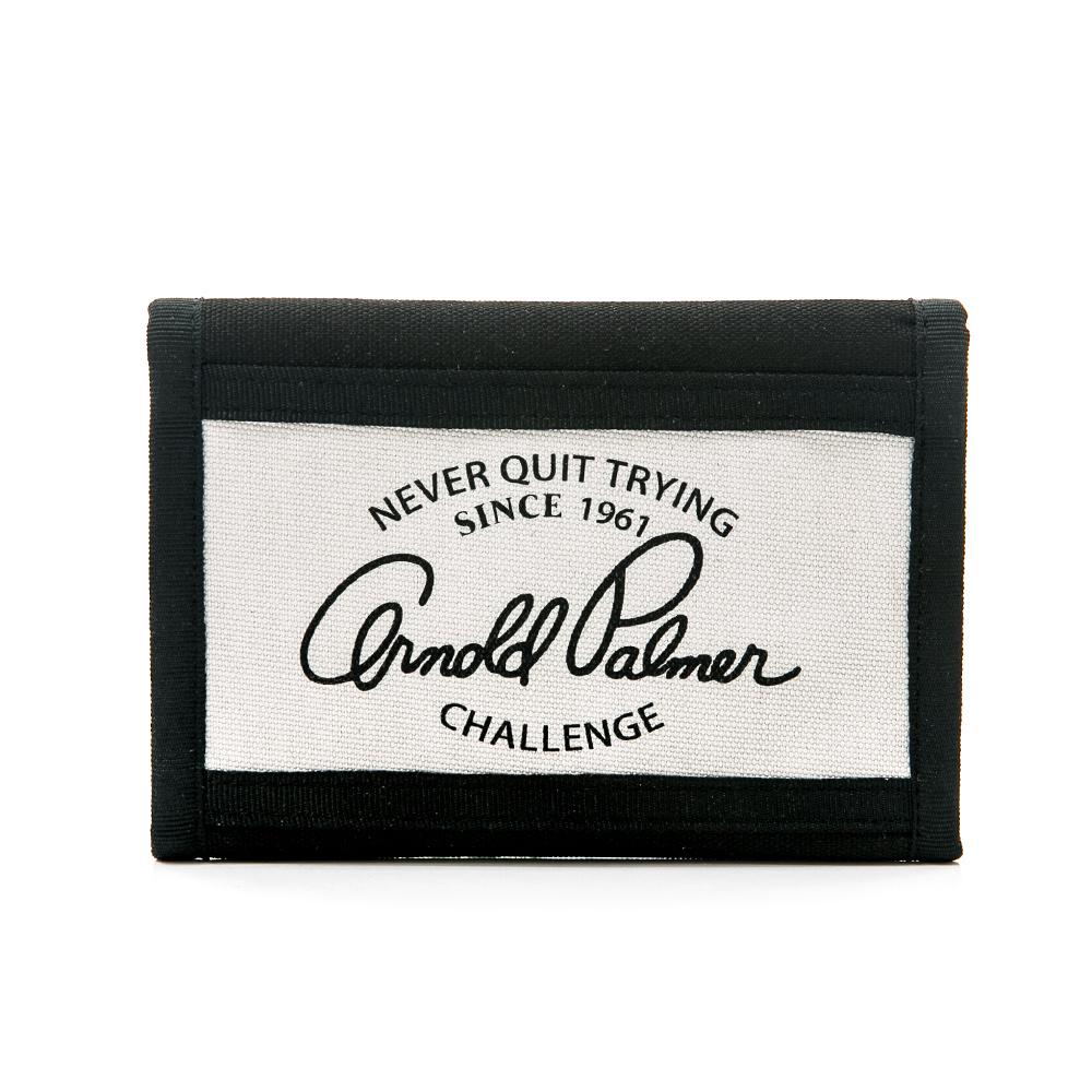 Arnold Palmer- 短夾 Casual 學院休閒系列-淺灰色