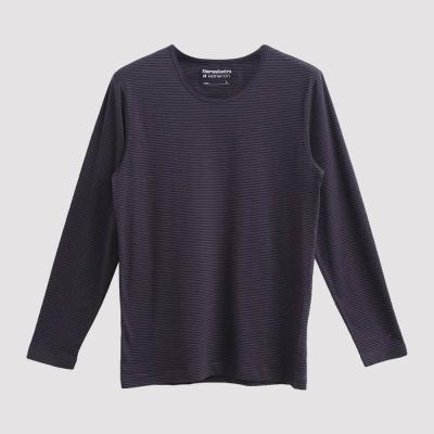 Hang Ten - 男裝 - ThermoContro 圓領暖溫衣 - 灰