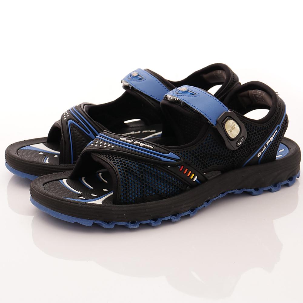 GP時尚涼拖-通風排水涼鞋-GSI915-23寶藍(男段)