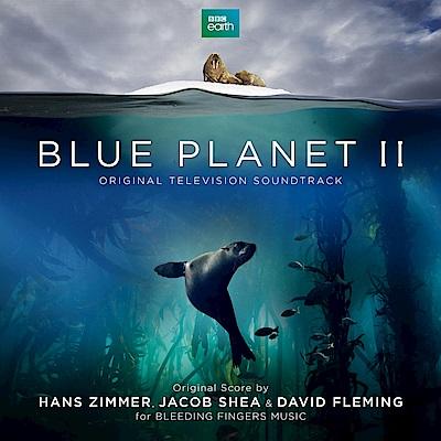 漢斯.季默:藍色星球2 電視原聲帶 CD